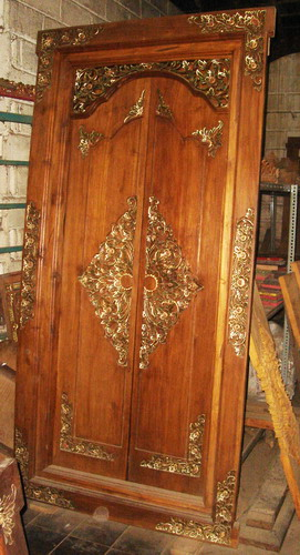 Bali Doors Style NO 2 & Bali Doors Style NO 2 Old Doors - Ashanti Furniture and Design pezcame.com