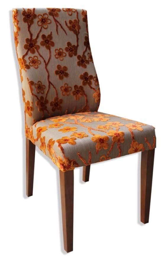 Custom Boston Fabric Dining chair