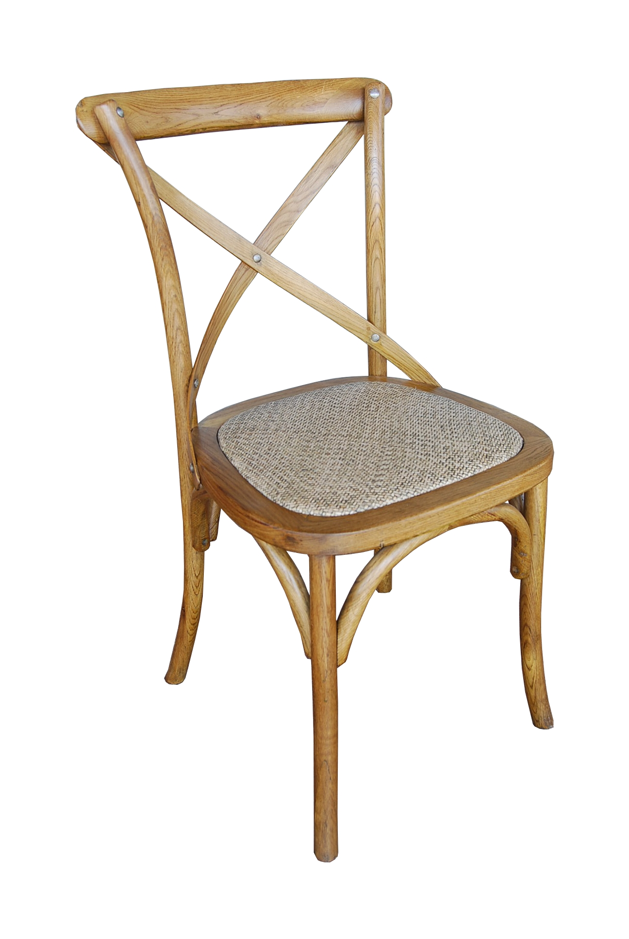 Cross back chair Dining Chairs & Stools Dining Room Ashanti