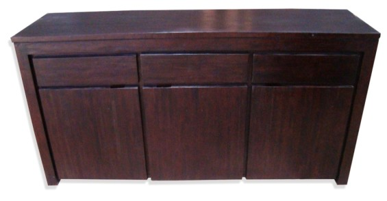 3 Door 3 Drawer Eco Buffet