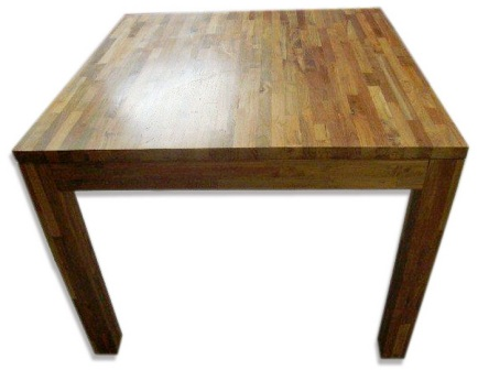 Recycled Teak Finger Joint Table Dining Room Tables Ashanti