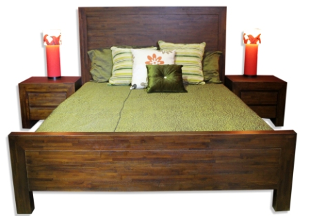 Le Bord Simple Style Bed