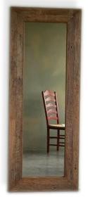 Hard Wood Mirror