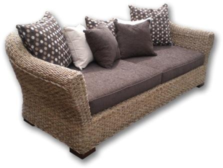 Marrakech 3 Seat Lounge