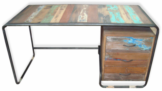 desks made from old doors | just b.CAUSE