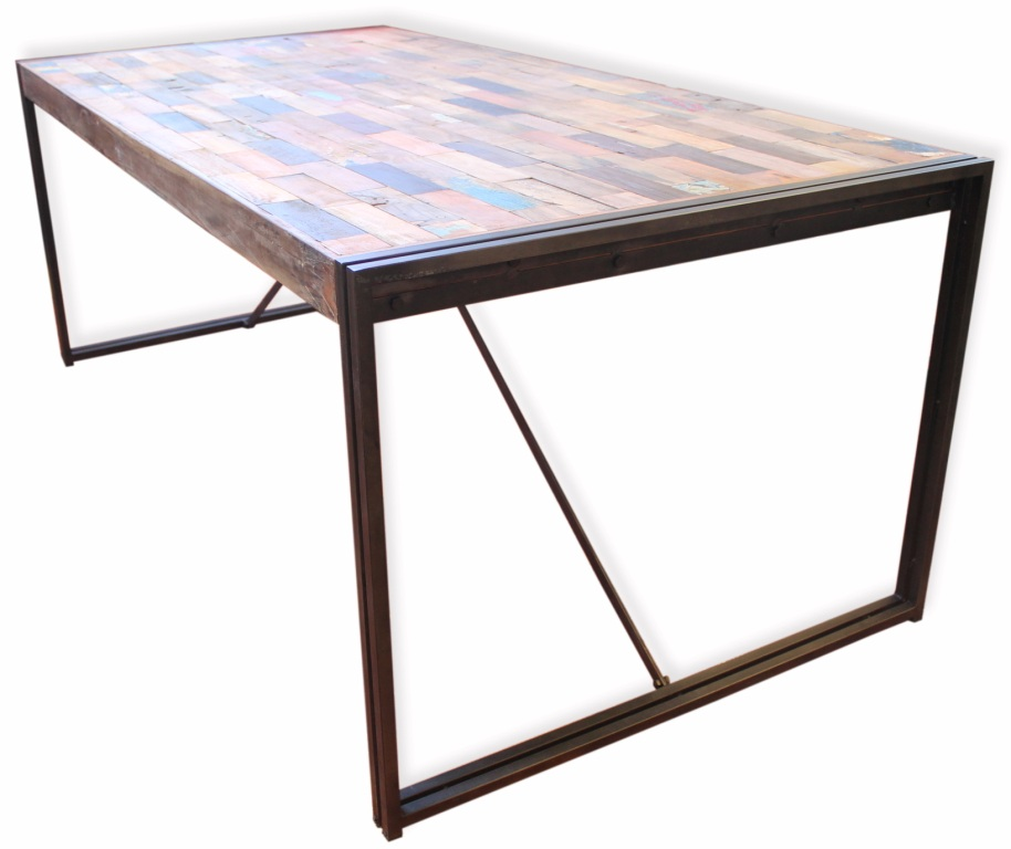 shipyard dining table dining room dining tables