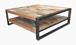 The Shipyard Industrial Coffee Table