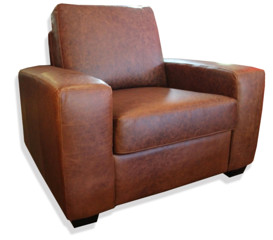 milan single chair in saba rubbed leather lounges chairs occasional