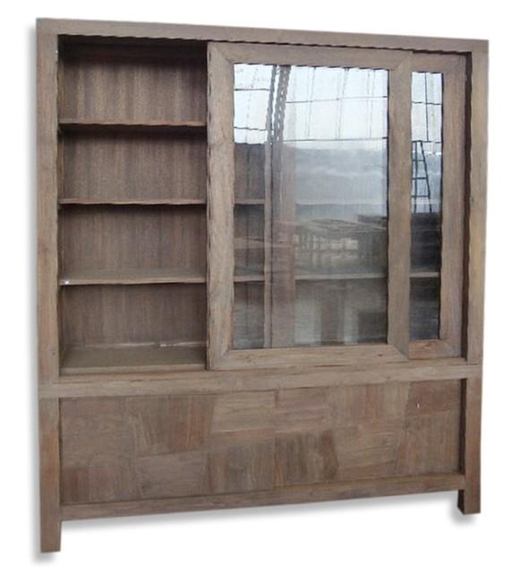 Glass Sliding Door Unit