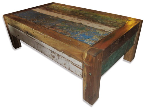 Old Boat Timber Coffee Table