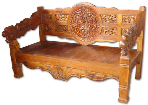 Dragon Daybed
