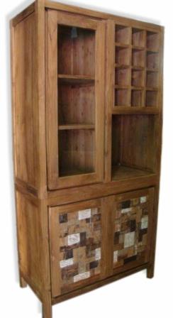 Mozaic Wine Display Unit