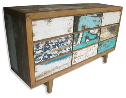 Old Boat Dresser
