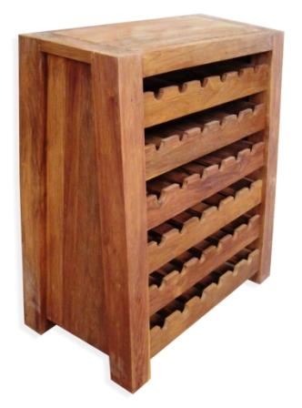 Koi Wine Rack