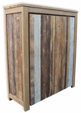 Recycled Timber Cupboard