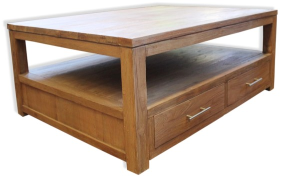 Recycled Colorado Coffee Table
