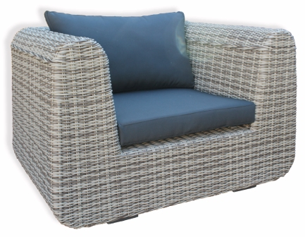 Selena Synthetic Rattan Out Door Chair