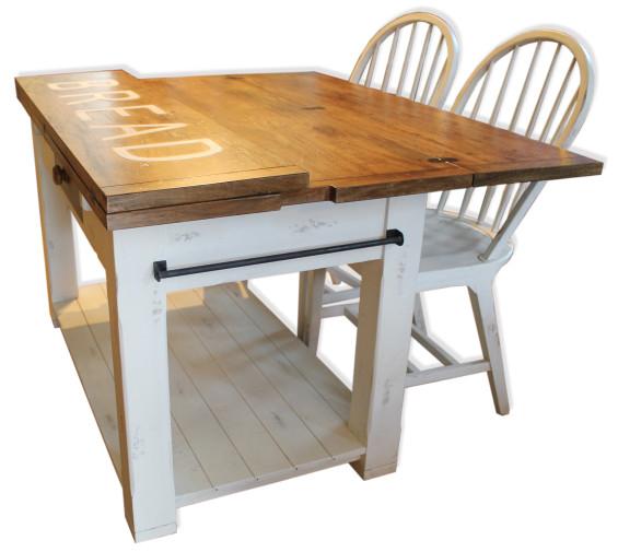 Milhouse Foldout  Island Table