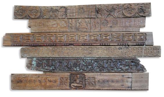 Timber Wall Panel