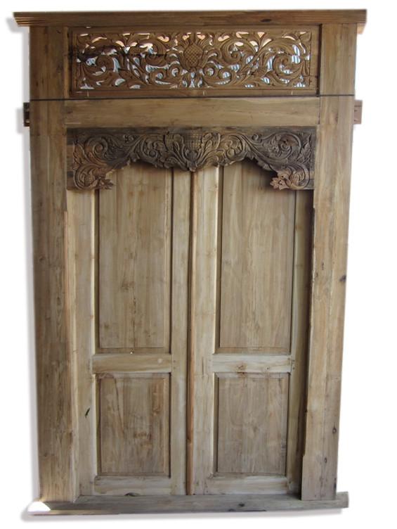Balinese Style Doors