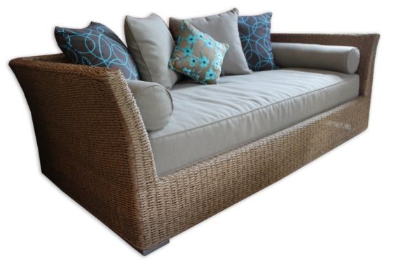 Arjuna Synthetic Outdoor Daybed